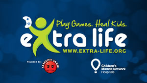 Donate to charity with Extra Life