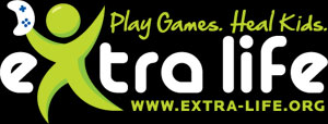 Extra Life Logo - Helping Children