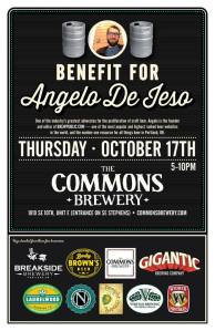 Brewpublic Benefit for Angelo