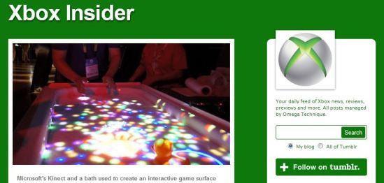 Xbox Insider Tumblr